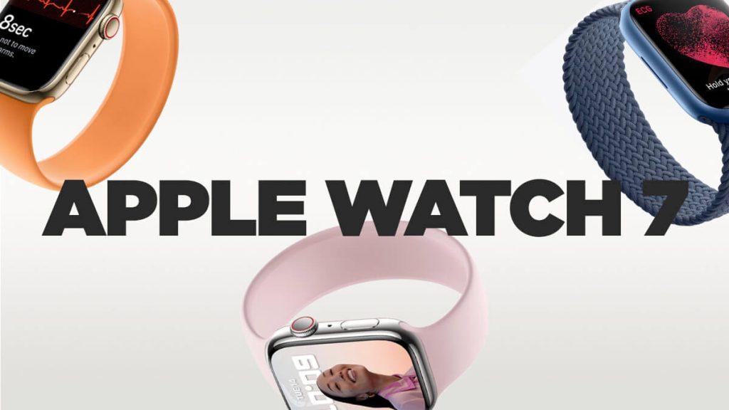 Najnovšie Apple Watch 7 prichádzajú s novými funkciami a väčším displejom