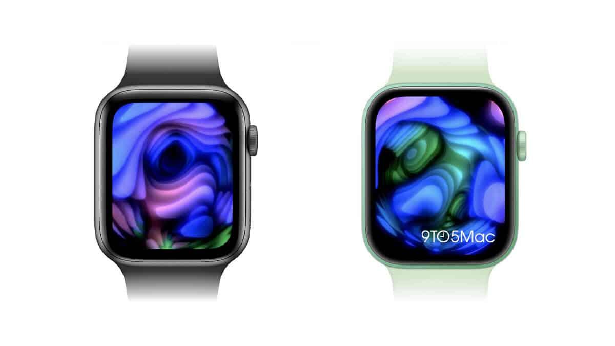 Apple Watch 7 s novým displejom