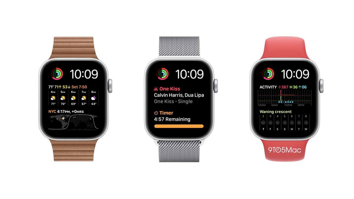 Apple Watch 7 prídu s väčším displejom a s iným rozlíšením