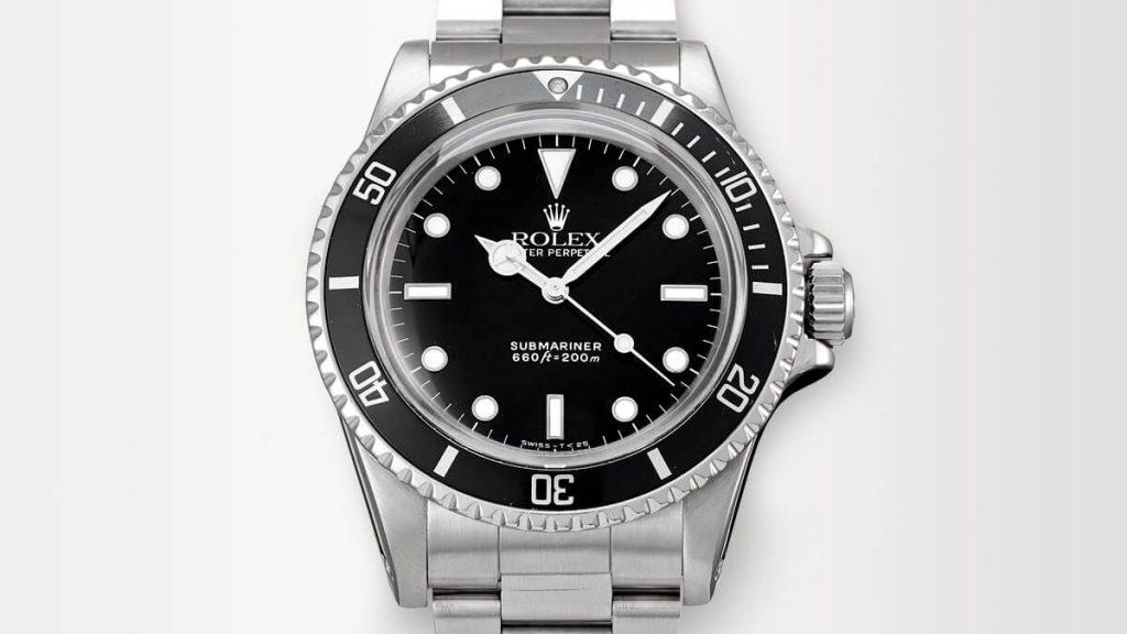 Známa edícia hodiniek Rolex - Rolex Submariner