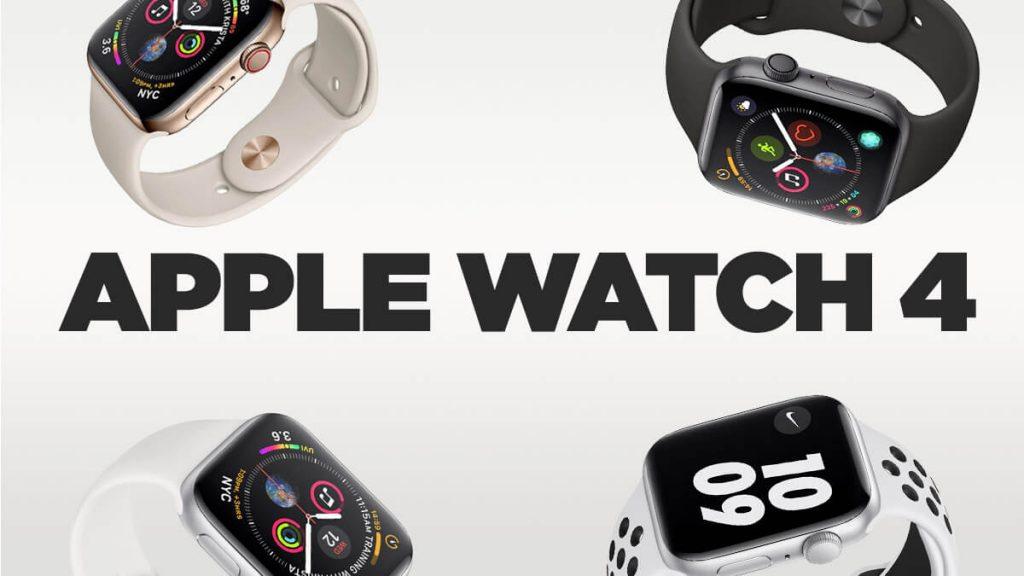 Predstavujeme smart hodinky Apple Watch 4