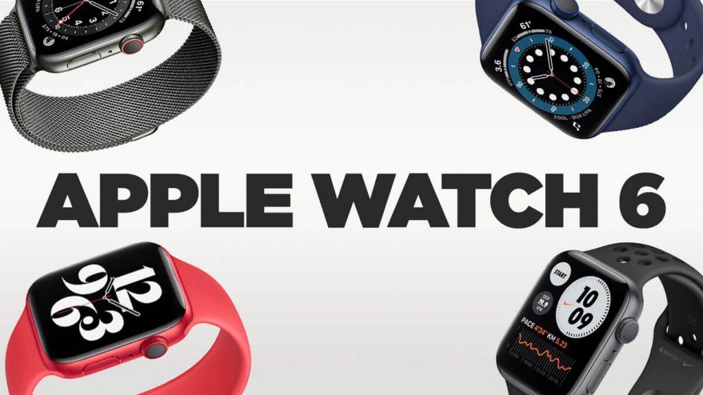 Informácie o populárnych smart hodinkách Apple Watch 6