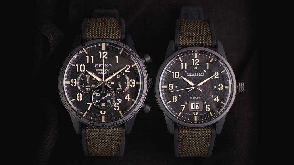 Textilné remienky na hodinky preslávili predovšetkým remienky typu NATO