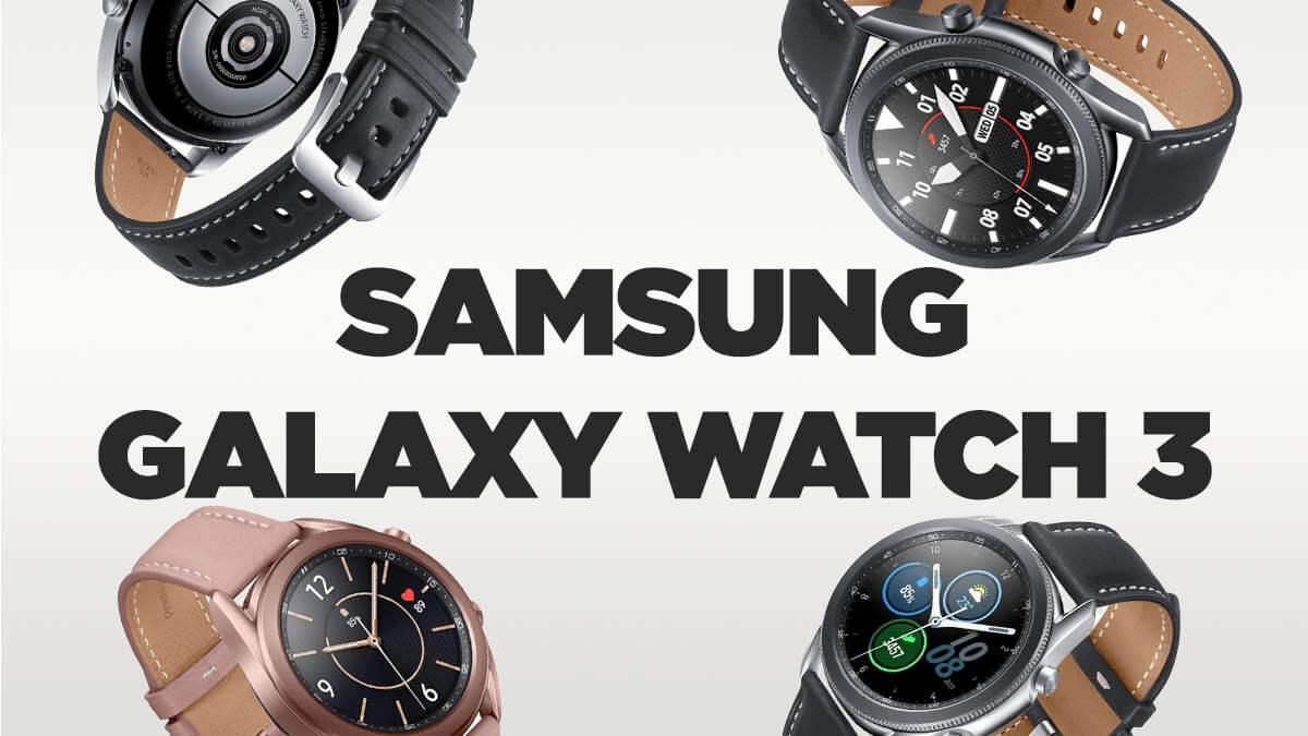 Samsung Galaxy Watch 3 priniesli nové technológie, ktoré zlepšujú ich využiteľnosť.